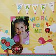 """""""Save the World For Me"""""""