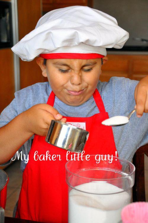Baker guy