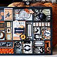 """Beware Halloween"" 7Gypsies Printer's Tray"