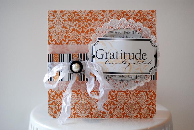 Gratitudea