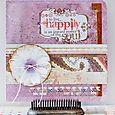 Happily Fancy Pants Card
