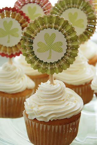 Cupcakestpatricksday