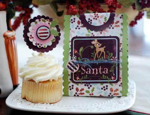 """""""From Santa"""" Sweet Treats"""