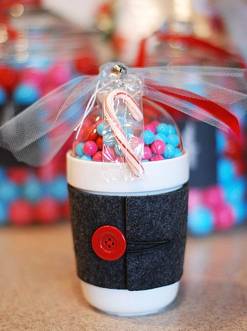 Gumball Ornament Gift