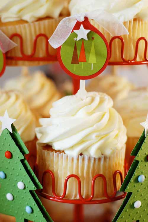 """""""Cupcake Tree"""" Toppers-Pebbles Design Team"""