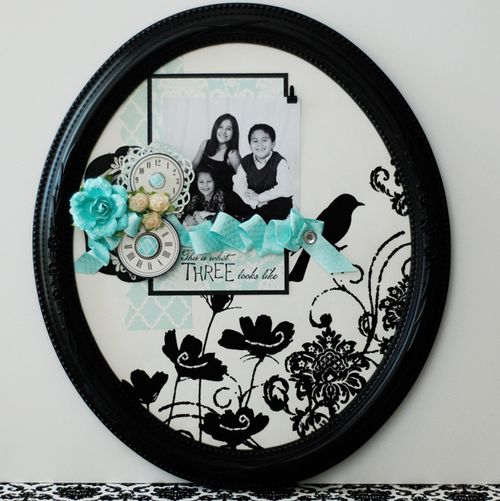 """""""Mother's Day Frame"""""""