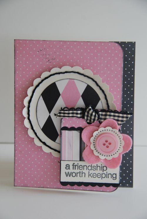 """""""A friendship worth keeping"""""""